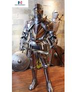 NauticalMart Medieval Knight Suit Of Armor Costume - LARP Wearable Costume - $899.00