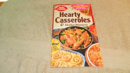 PILLSBURY HEARTY CASSEROLES COOKBOOK NO. 88 JANUARY 1994 FREE USA SHIP - $6.79