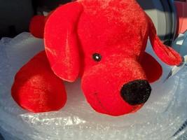 Kellytoy Plush Stuffed Animal Red Dog Animal Pals SA01 - $10.88