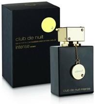 Club De Nuit Intense For Women, Eau De Parfum, 100 Ml, Genuine Product. - $39.59