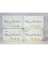 4 Pack! Huxter Bar Soap, 3 Wise Men, Merry Christmas, Basil, Lime & Mand... - $18.56