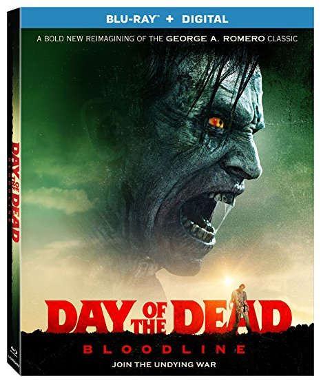 Day Of The Dead: Bloodline [Blu-ray] (2018)