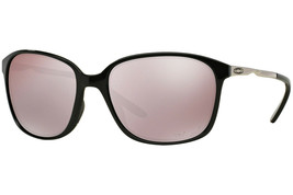 Oakley Game Changer POLARIZED Sunglasses OO9291-03 Polished Black W/Viol... - $54.44
