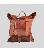 Squared Leather Backpack a.k.a. The Tank - $138.00