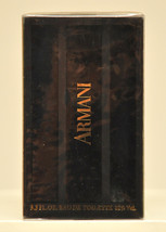 Giorgio Armani Classic Eau de Toilette Edt 100ml 3.3 Fl. Oz. Splash Vintage 1982 - $550.00