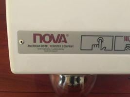 New NOVA 0110 Push Button Hand Dryer American Hotel Register Canada Made image 3