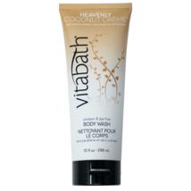 Vitabath Body Wash, Heavenly Coconut Creme, 10 Fluid Ounce  by Vitabath - $16.82