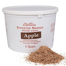 Camerons Smoking Chips - Apple Kiln Dried, 100 Percent Natural Extra Fin... - $21.20