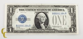 Series of 1928 A $1 US Silver Certificate Small Size Woods/Mellon (XF Co... - $44.54