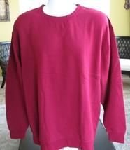 Ouray Sportswear Sundowner Crew Mens Long Sleeve Fleece Sweatshirt Sz XL... - $26.73