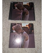 Justin Bieber Yummy Signed CD Single Limited Collector's Edition AUTHENTIC - $19.75