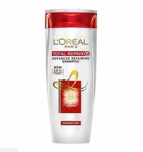 L'Oreal Paris Total Repair 5 Advanced Repairing Shampoo For Strong Hair 175ml FS - $9.72