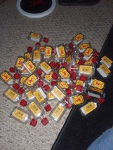 40 Mini Fireball Bottles & Plastic Fireball Bucket for Crafts - $20.00