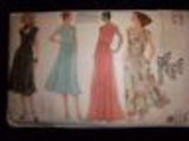 Vogue10-12 Skirt Long Dress TOP  - $17.99