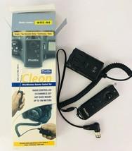 Phottix Cleon Nikon Wired Wireless Remote Set For Camera Black WRC-N8 - $34.82