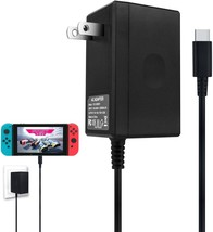 Nintendo Switch AC Power Adapter USB Type C PD Charger Power Supply for ... - $19.79