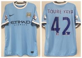 Jersey / Shirt Manchester City 2013-2014 Yaya Toure 42 - Nike - $250.00
