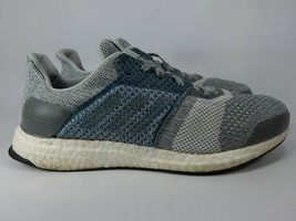 Adidas Ultra Boost ST Size 9 M (B) EU 41 1/3 Women's Running Shoes Grey ... - $58.66