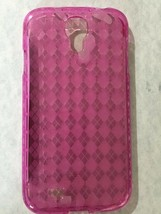 Pink design tpu Gelt case for Samsung GALAXY S4 i9500 mobile phone skin ... - $1.98