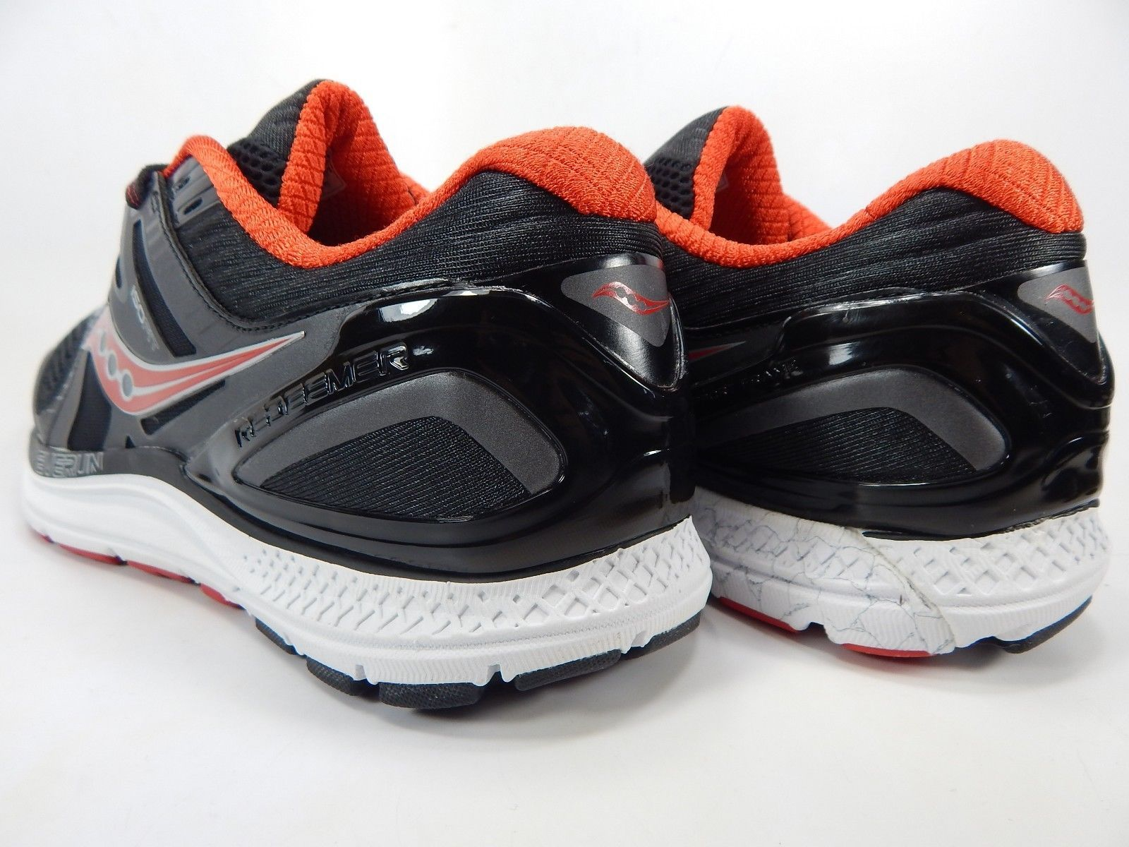 Saucony Redeemer ISO 2 Size 9 M (D) EU 42.5 Men's Running Shoes Black S20381-1