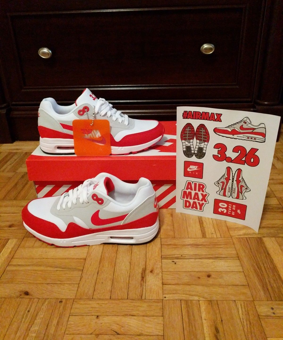 low priced ec448 74ff5 NWB Nike Air Max 1 Ultra 2.0 LE, Womens and 50 similar items. S l1600