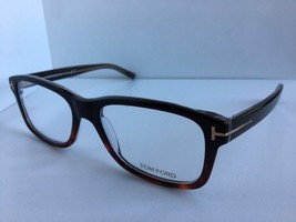 New Tom Ford TF 5163 TF5163 56A 55mm Rx Tortoise  Eyeglasses - $199.99
