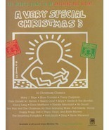 1997 Keith Haring Gold Drawing Art Artist Christmas Album Vintage Print ... - $7.13
