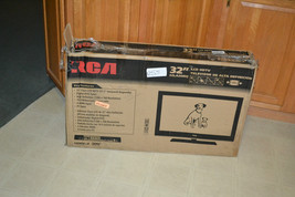 "Rca 32LA30R 32"" Lcd Hdtv HDMIX4 Dvd Combo 2011 Tv For Parts Repair - $49.49"
