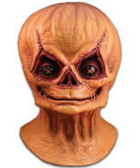 Trick or Treat SAM Unmasked Horror Movie Adult Halloween Costume Mask RL... - £46.29 GBP