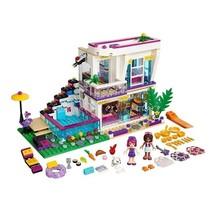 Building Block Compatible Legoing Friends Livi's Pop Star House Emma Chr... - $31.99
