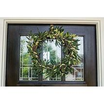Nearly Natural 4773 Olive Wreath, 20-Inch, Green image 4