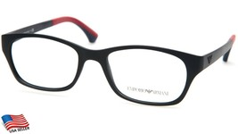 Emporio Armani Ea 3017 5130 Purple Eyeglasses Frame 50-17-145 B35mm Italy - $73.76