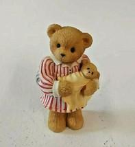 Cherished Teddies Lela Nightingale 1998 Members Only Enesco Figurine CT981  - $14.80