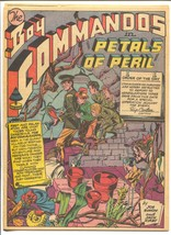 Detective #72 1943-DC-complete 12 page story-Petals of Peril-Boy Command... - $27.32