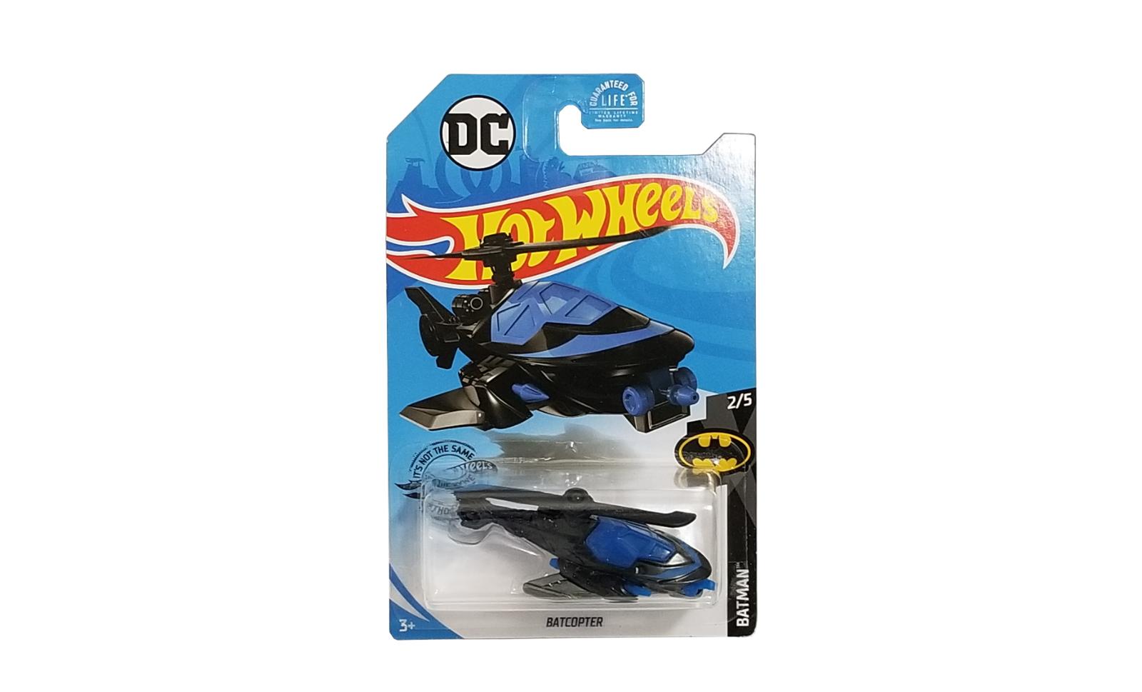 Hot Wheels 2020 Batman Batcopter  #2/5 195/250 GHB92-D9C0K