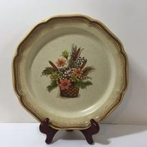 "Dinner Plate Autumn Song Whole Wheat Mikasa 10.5"" - $12.59"