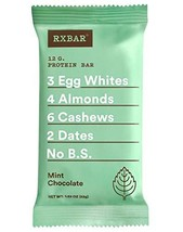 Single Rx Bars Your Favorite Flavors available to Mix & Match (Mint Choc... - $3.91