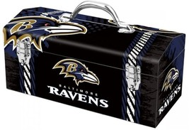 Sainty International 79-303 Baltimore Ravens Art Deco Tool Box - $64.37