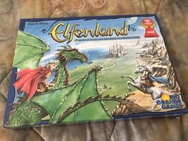 ELFENLAND Boardgame, Rio Grande Games, Alan R Moon, Fantasy, RARE, NEW S... - $88.81