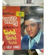 Elvis Girls! Girls! Girls! Soundtrack - $30.00