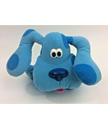 "1997 TYCO NICK JR Plush 8"" BLUES CLUES POSE A BLUE Puppy Dog Bendy Ears ... - $38.62"