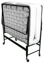 Hollywood Memory Foam Rollaway Bed Twin Sleeper Family Visitor Travel Sl... - $346.49