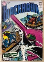 BLACKHAWK #128 (1958) DC Comics VG - $24.74