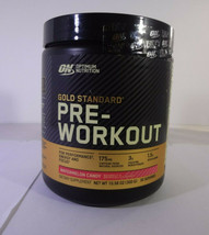 Optimum Nutrition Gold-Standard Pre-Workout Watermelon Candy 10.58oz {VS_O} - $30.86