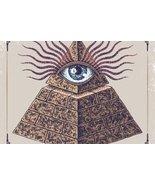 Haunted Sacred Geometry magick codes of the Illuminati Omnipotent powers... - $166.66