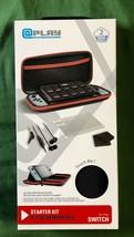 @Play Nintendo Switch Starter Kit Case Brand New Sealed - $19.59
