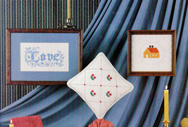Candlewicking Embroidery Leisure Arts 247 13 Projects - $3.95