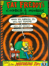 Fat Freddy's Comics and Stories #2 (1986) image 1
