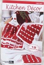 Kitchen Decor Crochet/Leisure Arts - $5.50