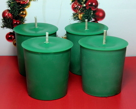 Home for the Holidays PURE SOY Votives (Set of 4) - $7.00
